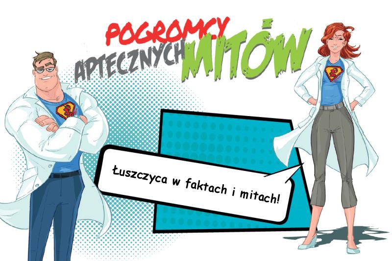 Pogromcy Aptecznych Mitów: Łuszczyca w faktach i mitach!
