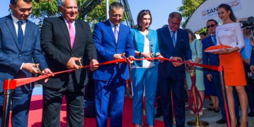 Polpharma ma nową fabrykę w Kazachstanie
