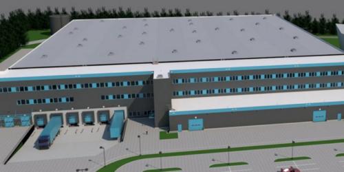 Neuca buduje nowe centrum logistyczno-magazynowe