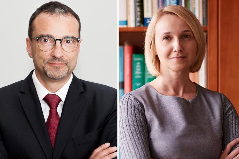 Przewodniczącym Zespołu został Marcin Czech, a jego zastępczynią dr hab. Agnieszka Zimmermann. (fot. MZ, MGR.FARM)