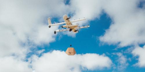 W Australii drony dostarczają leki
