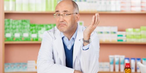 Opieka farmaceutyczna non profit? To niepokojące.