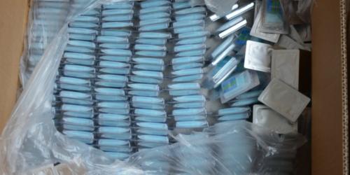 KAS skontrolowała przesyłki z lekami