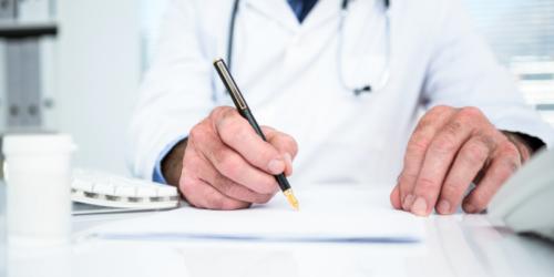 Kary dla lekarzy za nieczytelne recepty