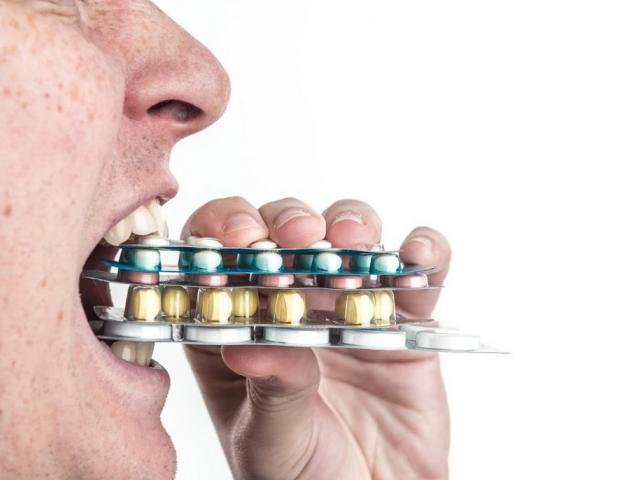 Leki na zgagę, inhibitory pompy protonowej (PPI), mogą szkodzić nerkom (fot. Shuterstock)
