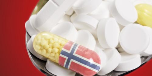 Norwegia: Koński dopalacz i sildenafil dla 18-latka
