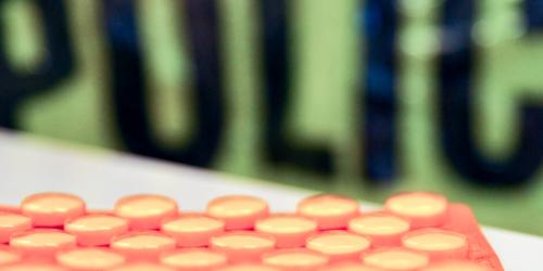 Pracownica apteki pomyliła leki. Musiała interweniować Policja