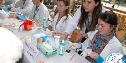 Studenci farmacji odpowiedzą na pytania o cukrzycę