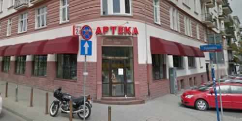 Kontrowersje wokół zamykanej apteki na Mokotowie