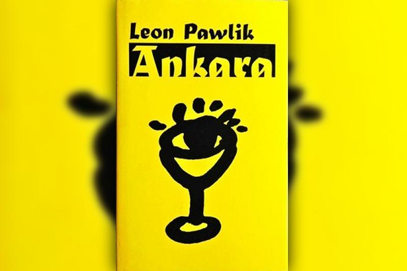 """""""Ankarę"""" można zaliczyć w długi poczet powieści pijackiej, ballady pijackiej..."""