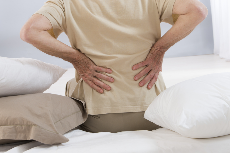 Uzyskano imponujące działanie przeciwbólowe u pacjentów cierpiących na zapalenie kości i ból okolicy lędźwiowo-krzyżowej. (fot. Shutterstock)
