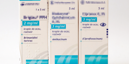 Zbyt podobne opakowania leków to problem