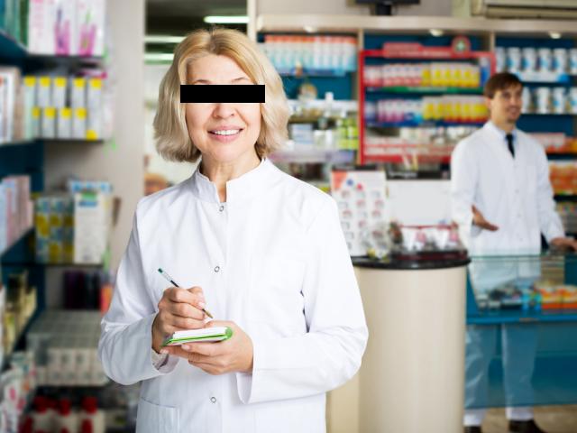 Farmaceutkę skazano na 2 lata w zawieszeniu na 5 lat oraz grzywnę 40 tys. zł. (fot. Shutterstock)