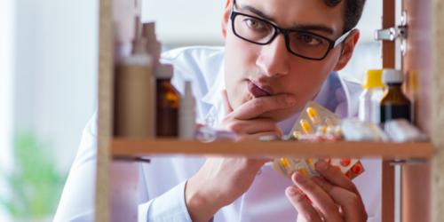 """Farmaceuta, który rok temu wziął udział w """"Milionerach"""", ma dosyć apteki"""