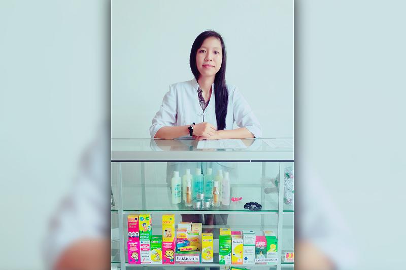 W Indonezji nie ma prawa, które regulowałoby, kto może być właścicielem apteki. Osoba taka nie musi mieć wykształcenia farmaceutycznego. (fot. mgr.farm)