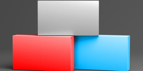 Białe, niebieskie i czerwone… Resort zdrowia zapowiada zmiany w opakowaniach leków.