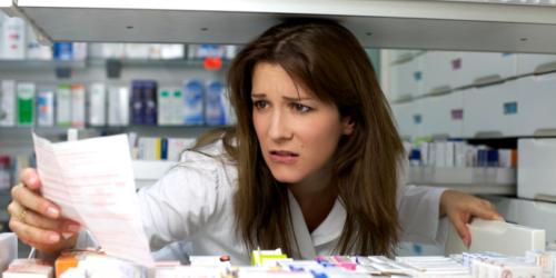 Farmaceuta obsłuży maksymalnie 10 pacjentów na godzinę
