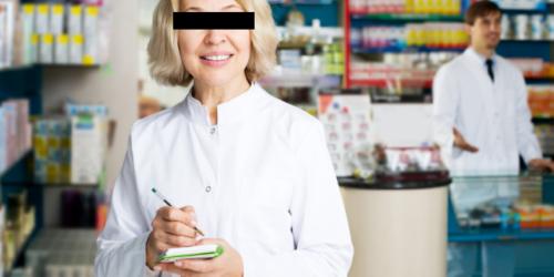 Apteka traci zezwolenie za hurtową sprzedaż psychotropów. Grożono rodzinie farmaceutki?