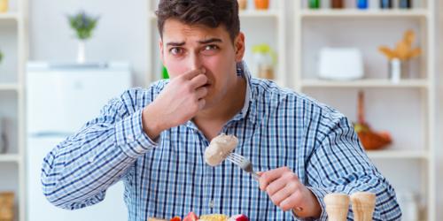 Reklama leku obrzydza posiłek?