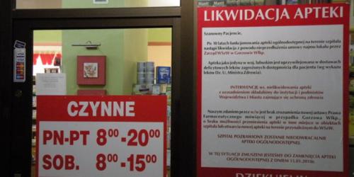 Jedyna apteka w obrębie trzech województw, z ciągłym dostępem do leków deficytowych?