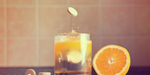 To mit, że witamina C zapobiega przeziębieniu