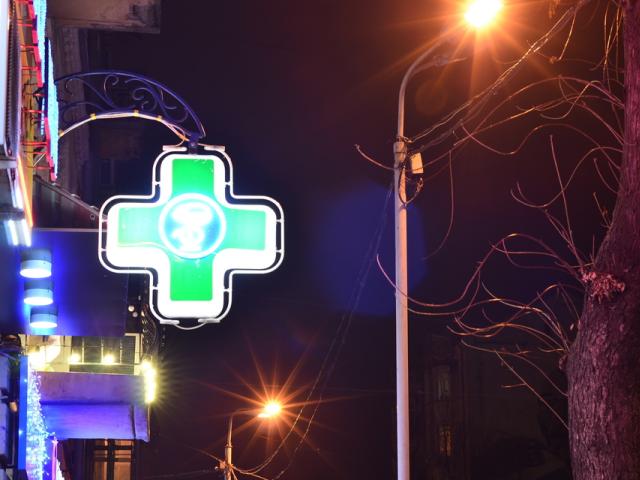 Dyżur apteki do godziny 24:00 nie zabezpiecza potrzeba ludności. (fot. Shutterstock)