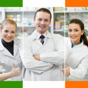Farmaceuta w Irlandii: możliwe posady dla farmaceutów w Irlandii*