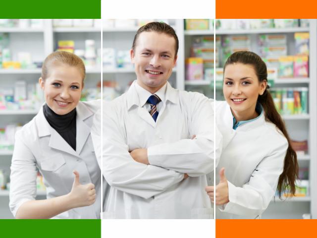 Wielu polskich farmaceutów szuka pracy w Irlandii. Jak powinni zacząć? (fot. Shutterstock)