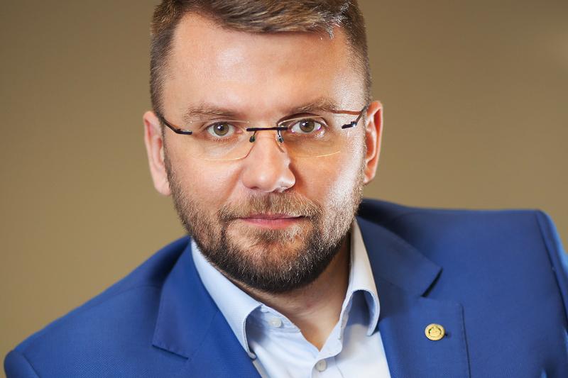 Michał Kaczmarski - prezes zarządu KOWAL (fot. MGR.FARM)