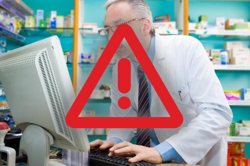 Ministerstwo zdrowia uważa, że błędy na wykazie leków refundowanych, nie spowodowały trudności dla pacjentów i aptek. (fot. Shutterstock)