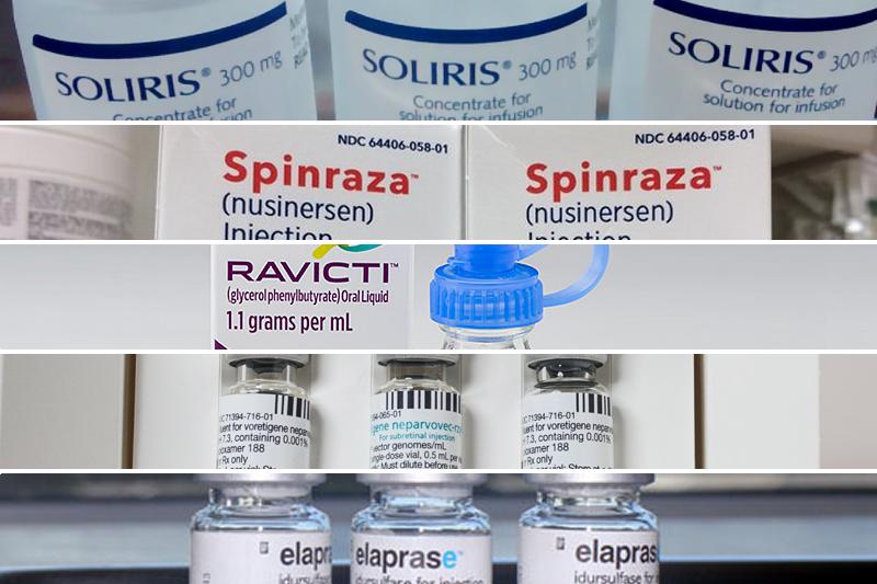 Oto pięć najdroższych leków świata.