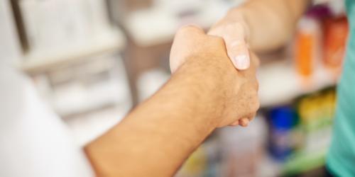Pomocna dłoń, zadbana dłoń…