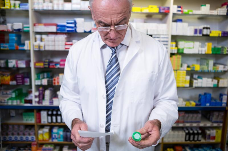 Farmaceuta przyznał się do winy i w rezultacie sprawa została skierowana do Okręgowego Sądu Aptekarskiego. (fot. Shutterstock)