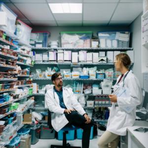 Dlaczego studenci farmacji nie chcą po studiach pracować w szpitalu?