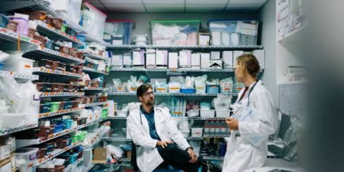 Nowoczesna apteka szpitalna w Kartuzach już działa