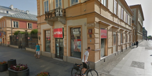 Ministerstwo grozi karą, jeśli właściciele apteki nie oddadzą mebli