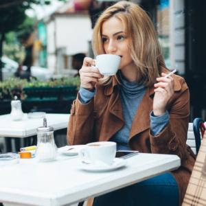 Prozdrowotne działanie kofeiny