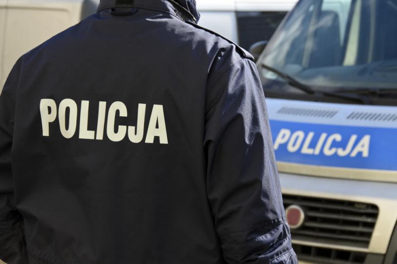 Na miesce skierowano patrol Policji, który odnalezł matkę z dzieckiem. (fot. Shutterstock)