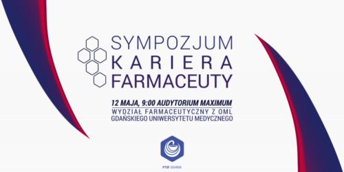 XII Sympozjum Kariera Farmaceuty