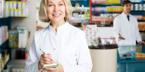 Co w farmacji piszczy?