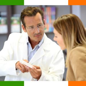 Farmaceuta w Irlandii: stali pacjenci