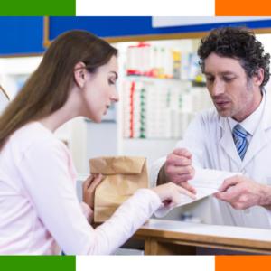 Farmaceuta w Irlandii: odpłatność za leki – GMS