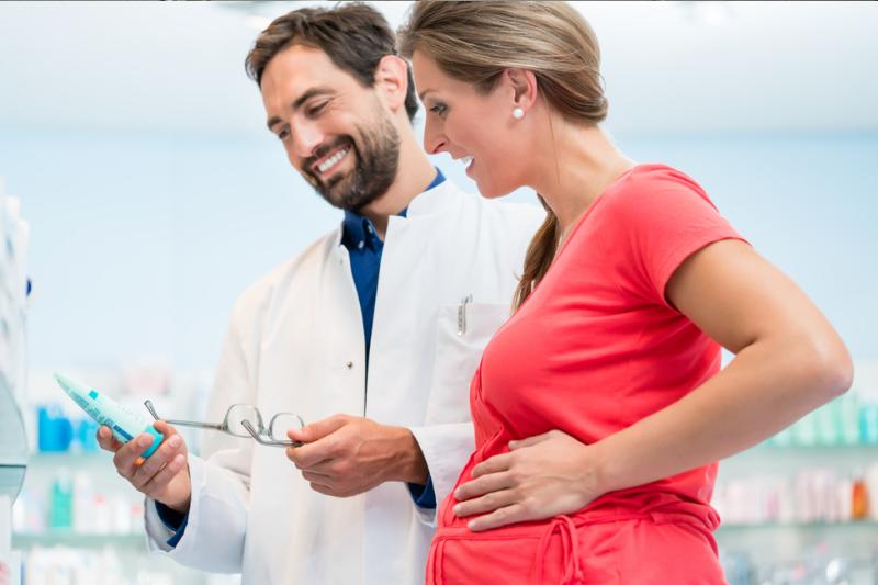 Badania szacunkowe wskazują, że do 50 proc. noworodków w Europie narażonych jest na niedobór jodu. (fot. Shutterstock)