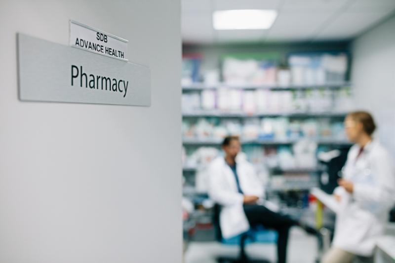 Brak przepisów dotyczących działów farmacji szpitalnej jest luką prawną. (fot. Shutterstock)