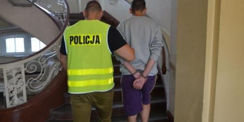 Dzięki uwadze apteki Policja zatrzymała fałszerza