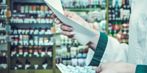 Zrealizował w aptekach przynajmniej 20 fałszywych recept. W końcu wpadł…