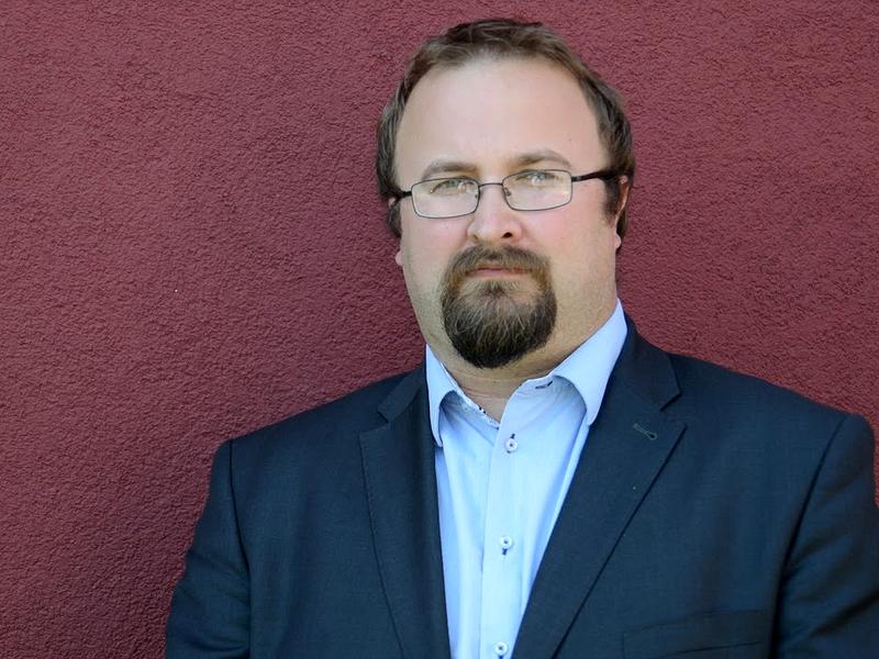 Michał Byliniak jest obecnie wiceprezesem Naczelnej Rady Aptekarskiej i prezesem Okręgowej Rady Aptekarskiej w Warszawie.  (fot. MGR.FARM)