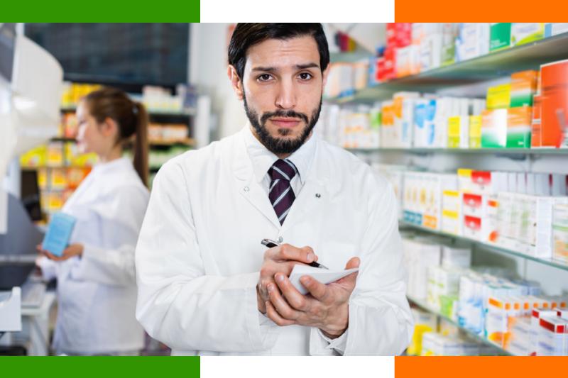 Politycy przekonują, że na razie Irlandia ma wystarczającą podaż wszystkich potrzebnych leków i nie ma potrzeby wpadać w panikę (fot. Shutterstock)
