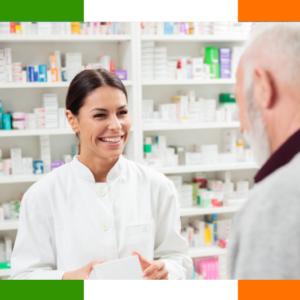 Farmaceuta w Irlandii: odpłatność za leki – EM