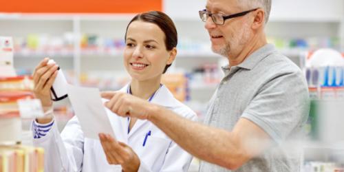 Koła sprzedaży w opiece farmaceutycznej, czyli jak klient staje się pacjentem